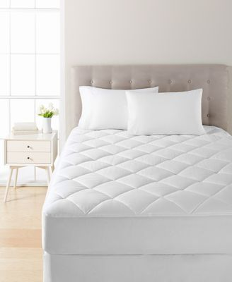 dream science waterproof mattress pad by martha stewart collection created for macyu0027s - Waterproof Mattress Pad