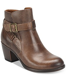Shea Leather Booties