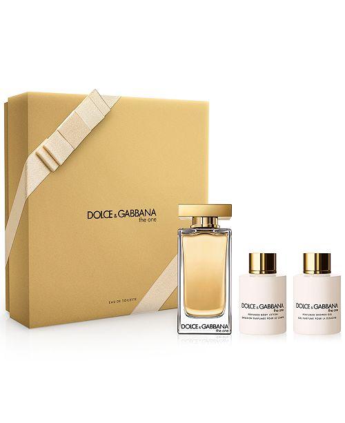 DOLCE&GABBANA 3-Pc. The One Eau de Toilette Gift Set