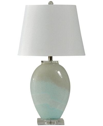 Stylecraft kyran table lamp lighting lamps for the home macys stylecraft kyran table lamp aloadofball Image collections