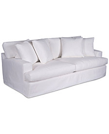 Brenalee Performance Fabric Sofa Slipcover