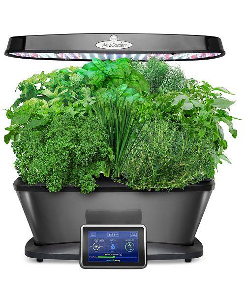 AeroGarden  Bounty Elite 9-Pod Smart Countertop Garden