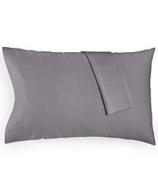 Open Stock King Pillowcase Pair, 600 Thread Count 100% Cotton