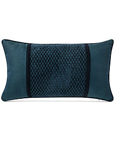 "Waterford Leighton 11"" x 20"" Decorative Pillow"