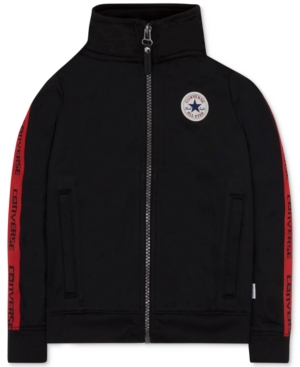 Converse Wordmark FullZip Jacket Big Boys (820)