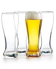 Craftbrew 4-Pc. Pub Pilsner Glass Set