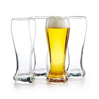 4-Pc. Luminarc Craftbrew Pub Pilsner Glass Set