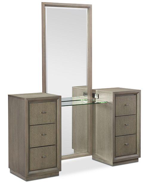 Vanity Set.Rachael Ray Highline 2 Pc Vanity Set
