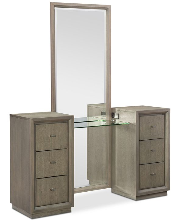Furniture Rachael Ray Highline 2-Pc. Vanity Set