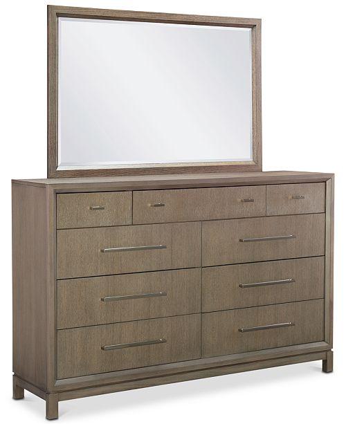 Macys Furniture Outlet Michigan: Furniture Rachael Ray Highline 9 Drawer Dresser & Reviews