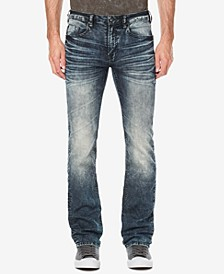 Men's Six-X Straight Fit Stretch Jeans