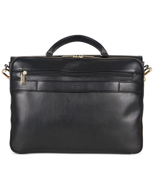 Double Bag Faux Compartment Two Leather Differ mwyPvNnO80