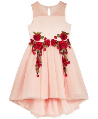 Girls Christmas Dresses: Shop Girls Christmas Dresses - Macy's