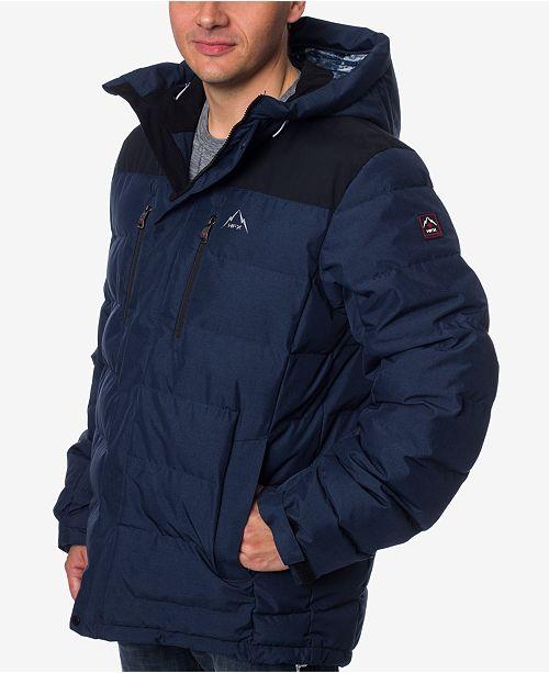 Halifax HFX Men s Colorblocked Hooded Ski Jacket   Reviews ... 4597242ce