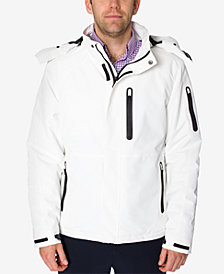 HFX Men's Hooded Ski Jacket