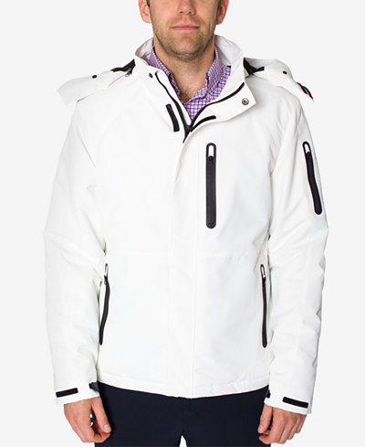 HFX Men's Hooded Ski Jacket - Coats & Jackets - Men - Macy's