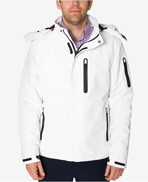 Halifax HFX Men s Hooded Ski Jacket   Reviews - Coats   Jackets ... 989400ccc