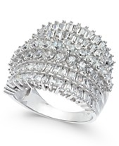 Size 8 Msrp $123 Fragrant Aroma Other Fine Rings .925 Sterling Silver Solid Ring