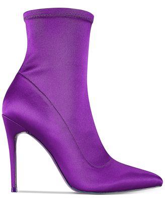 Aldo Stiletto sock boots