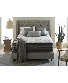 Beautyrest Black Giada 12.5'' Extra Firm Mattress Set- California King