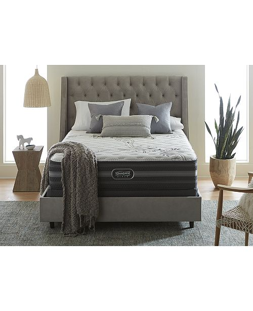 Beautyrest Giada 12.5'' Extra Firm Mattress Set- Full