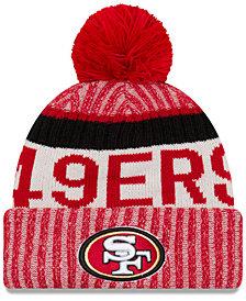 New Era San Francisco 49ers Sport Knit Hat