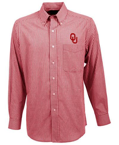 Columbia Men's Oklahoma Sooners Associate Button Up