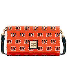 Dooney & Bourke Cincinnati Bengals Daphne Crossbody Wallet