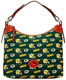Dooney & Bourke Green Bay Packers Nylon Hobo