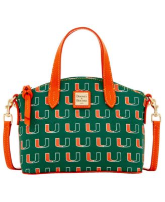 Miami Hurricanes Ruby Mini Satchel Crossbody