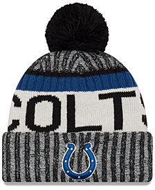 New Era Indianapolis Colts Alt Sport Knit Hat