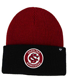 '47 Brand South Carolina Gamecocks Ice Block Knit