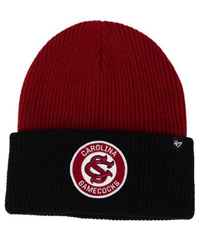 '47 Brand South Carolina Gamecocks Ice Block Knit