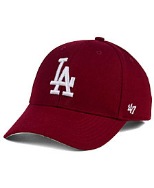'47 Brand Los Angeles Dodgers MVP Cap