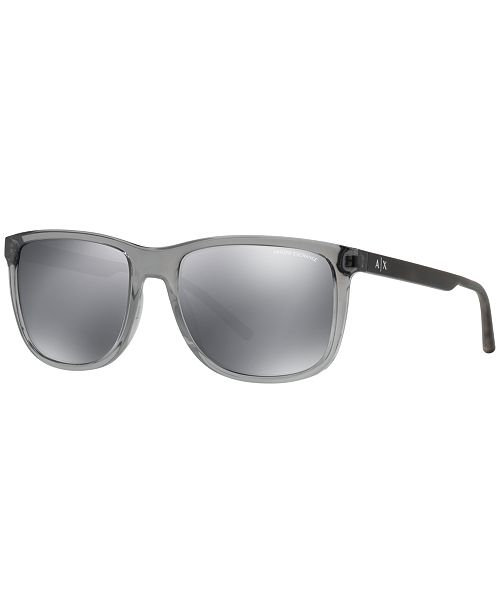 A|X Armani Exchange A|X Sunglasses, AX4070S