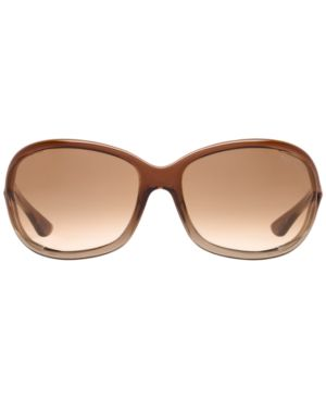 Tom Ford Jennifer Sunglasses, FT0008