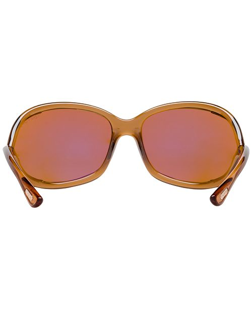 4e399b689c ... Tom Ford JENNIFER Polarized Sunglasses