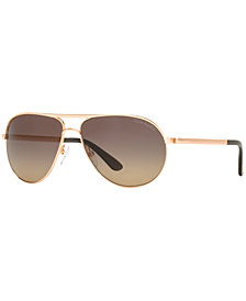 Tom Ford MARKO Polarized Sunglasses, FT0144