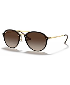 Ray-Ban Sunglasses, RB4292N BLAZE DOUBLEBRIDGE