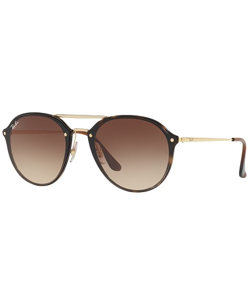 baa724ac4 Ray-Ban Sunglasses, RB4292N BLAZE DOUBLEBRIDGE & Reviews ...