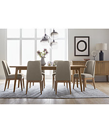 Martha Stewart Collection Brookline Expandable Dining Furniture, Created for Macy's