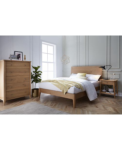 Furniture Martha Collection Brookline Bedroom 3 Pc Set King Bed