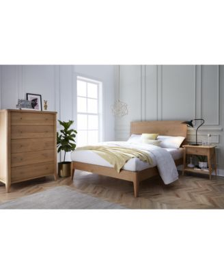 Merveilleux ... Mid Century Modern Inspired Way With The Rich Alder Veneers, Sheening  Lacquer Finish And Geometric Lines Of The Brookline Bedroom Furniture  Collection.