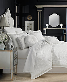 J Queen New York Carmella 4-Pc. King Comforter Set