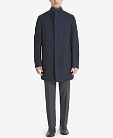 Calvin Klein Men's Milton Slim-Fit Overcoat