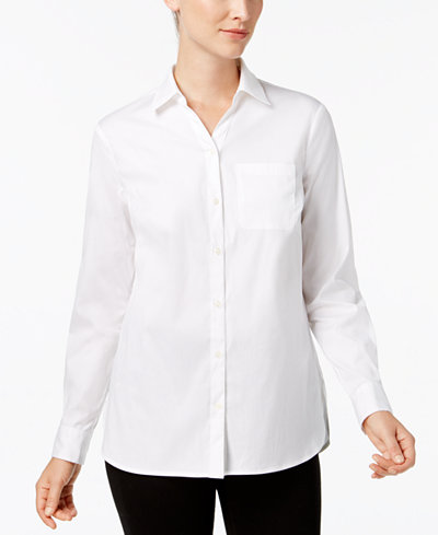 Charter Club Petite Shirt, Created for Macy's