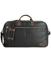 b8a57a0eb254 Solo Men s Bayside Leather Duffel Bag
