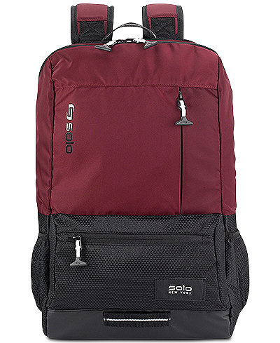 Solo Men's Active Colorblocked Backpack