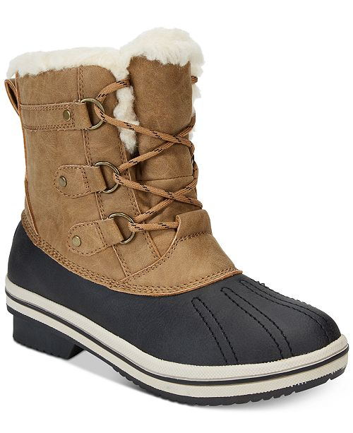best place 2019 professional elegant appearance PAWZ Gina Winter Boots & Reviews - Boots - Shoes - Macy's