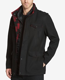 Military Mens Jackets & Coats - Macy's